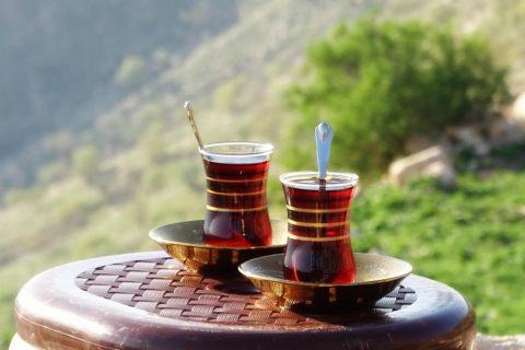 Tee in Kurdistan